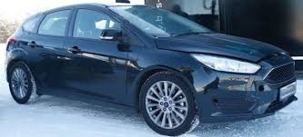 New Ford Focus 2018