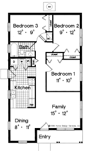 Small 3 Bedroom House Floor Plans Simple Small House Floor Plans House Plans Pricing Small Floor