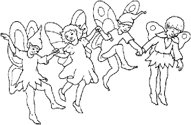 fairies coloring pages 5 fairies coloring pages coloring kids on fairy coloring in