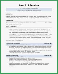 Example Of A Nursing Resume Interesting 48 Nursing Student Resume Clinical Experience Example Best Resume