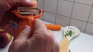 Модернизация <b>ножа для чистки овощей</b> и фруктов - YouTube
