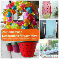 I Like This  DIY Summer Time Room Decor Impressed By Pinterest Diy Summer Decorations For Home