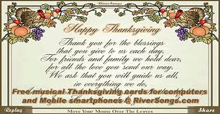 Happy Thanksgiving Cards 2019 Thanksgiving Greeting Cards Riversongs