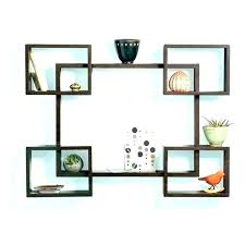 intersecting squares floating shelf shelves for wall boxed shelves wall box wall shelf boxed shelves wall
