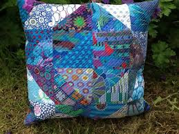 Used Gorgeous Handmade Patchwork Quilted Cushions in SK23 Peak for ... & Used Gorgeous Handmade Patchwork Quilted Cushions in SK23 Peak for £ 18.00  – Shpock Adamdwight.com
