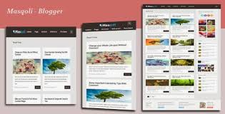 responsive blogger templates masqoli responsive blogger template by md jillur rahman themeforest