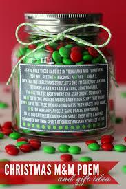 m m poem gift idea