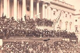 Capitol to hear president lincoln's second inaugural address. Every Drop Of Blood Review There Was Murder In The Air Wsj