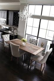 attractive best grey tufted dining chair the tufted dining room chairs foter concerning grey tufted dining