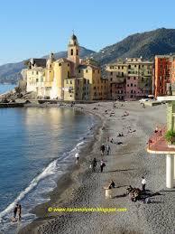 Turismo Lento: Dimenticare l'inverno: Camogli (Genova)