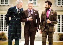 <b>Джентльмены</b> предпочитают <b>костюм</b>-тройку