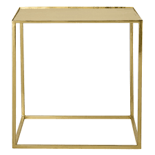 the jane side coffee table gold finish metal glass coffee side tables accent furniture