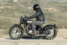 triumph bonneville bobber motorcycle magazine