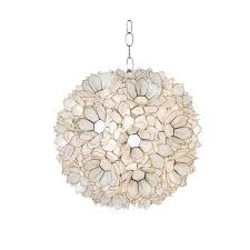 capiz shell lighting fixtures. Worlds Away Venus Pendant Natural Capiz Shell Lighting Fixtures E