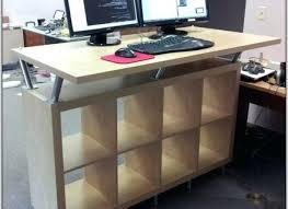 stand up office desk ikea. Stand Up Office Desk Desks Chic Standing Fun Ikea I
