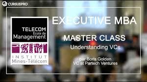 Resume Master Class Telecom Ecole De Management Understanding