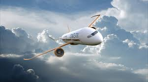 Future Flight Design A Possible Future Aircraft Design Image Eurekalert