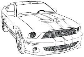 Small Picture Old Classic Car Coloring Pages vonsurroquen