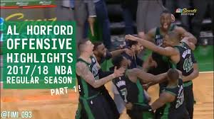 Al Horford Offensive Highlights 2017/18 ...