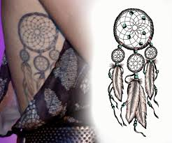 Dream Catcher Tattoo Miley Cyrus Dreamcatcher Tattoo Design On Side Tattoo ideas Pinterest 2