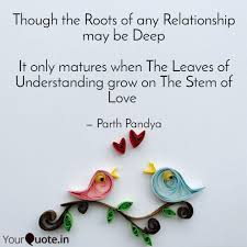 Roots Quotes Enchanting Though The Roots Of Any R Quotes Writings By Parth Pandya