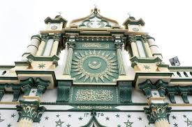 Singapore] Abdul Gafoor Mosque