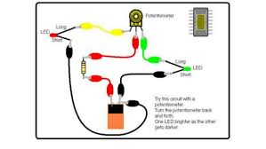 wiring potentiometers in parallel wiring image series parallel circuit presentation for schools and kids on wiring potentiometers in parallel