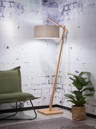 Vloerlamp Andes Bamboe En Linnen Good Mojo Woonwinkel Alle Pilat