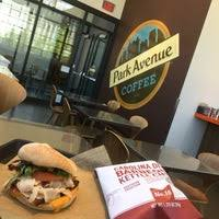 Park avenue vending offers vending services to businesses located in winnipeg. Park Avenue Coffee Coffee Shop In St Louis