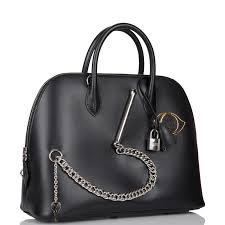 <b>Black Smile</b> Tadelakt and Black... | Handbag | Sotheby's