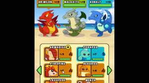 Dynamons 2 Game All Dynamons Review