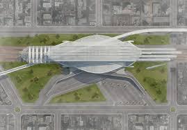 Train Terminal Design Graduation Project Tgv Railway Station Architecture