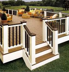 generally wherever theres decking there s railing that usually is the showiest part of any outdoor space luckily with our top brand options and our