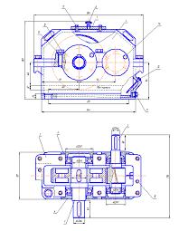 Курсовой проект по деталям машин Детали машин Чертежи в  Курсовой проект по деталям машин