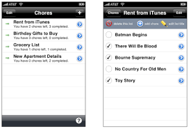 Chore Software Iphone App Chores Free Printable Downloads From Choretell Free
