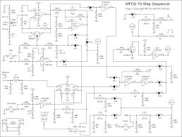 schempage2 gif mfos ten step analog sequencer schematic page 2 pdf