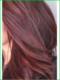 Hairstyles Cherry Cola Hair Color Agreeable Formula 474758