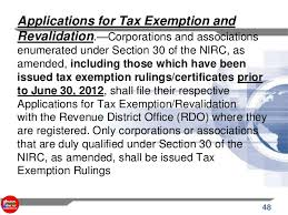 Ideas Of Sample Letter Of Request For Tax Exemption In The Best