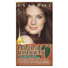 Clairol Hair Dye Color Chart Clairol Natural Instincts Hair Dye Review