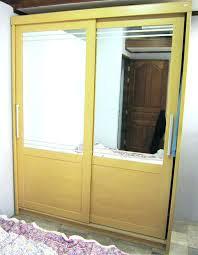 mirror closet sliding doors mirror closet