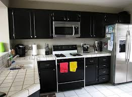 Image of: Color Kitchen Cabinets 2014