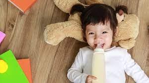 寝る 前 の ミルク いつまで