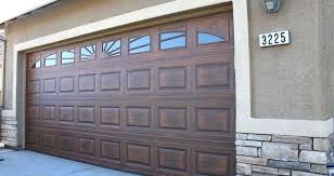 painted wood garage door. Exellent Door Wood Stained Garage Doors Car For Masculine Painting Faux Finish  And   Throughout Painted Wood Garage Door