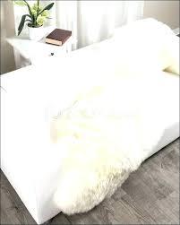 round fur rug rugs ikea singapore