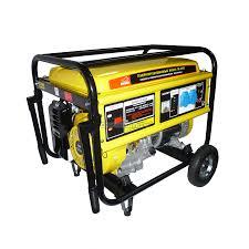 <b>Генератор бензиновый Бизон ГБ-6500</b>, 5500 Вт - купите по ...