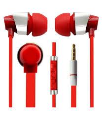Parla Minu Ear Buds Wired Earphones ...