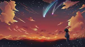 Anime Scenery Wallpaper Morning - Anime ...