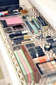 ergonomic drawer makeup organizer for home design uk