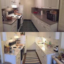 old kitchen cabinets makeover new make look modern makeovers low diy updating with paint ideas your