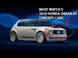2018 honda urban. plain urban honda urban ev concept from frankfurt auto show on 2018 honda urban
